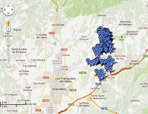 Maps Cardedeu