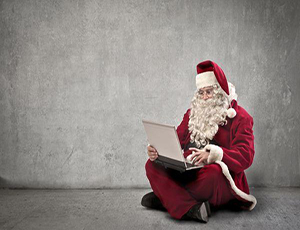 Santa Claus Portátil